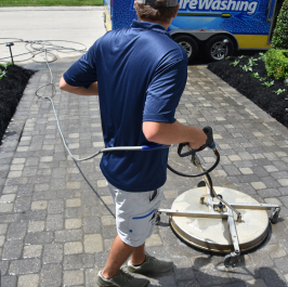 driveway cleaning new orleans