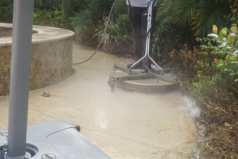 pool deck cleaning new orleans